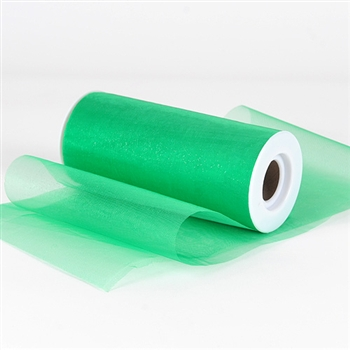 Emerald Premium Organza Fabric Spool 6x25 Yards