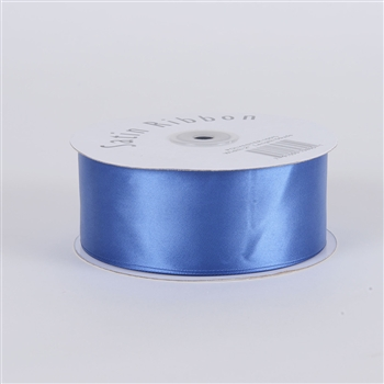 2 Inch Demin Blue Satin Ribbon