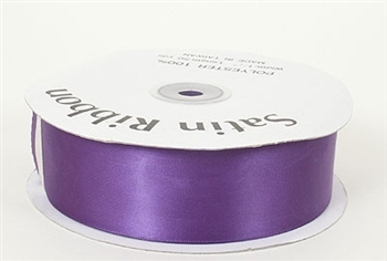 2 Inch Purple Haze Satin Ribbon