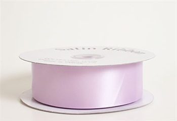 2 Inch Lavender Satin Ribbon