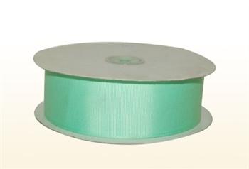 1/4 Inch Mint Grosgrain Ribbon