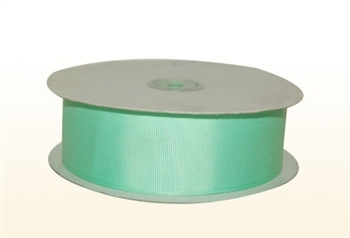 7/8 Inch Mint Grosgrain Ribbon