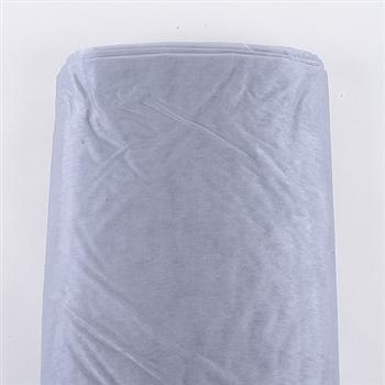 Silver Organza Fabric
