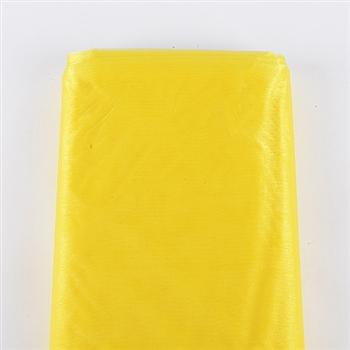 Daffodil Organza Fabric