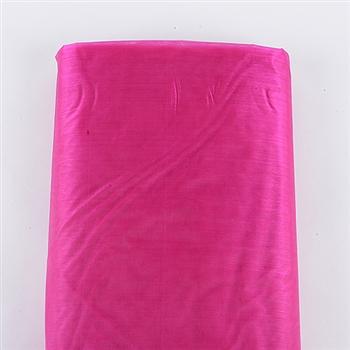 Fuchsia Organza Fabric