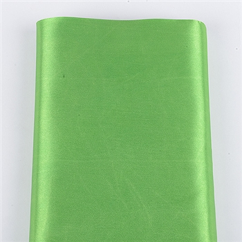 Apple Green Satin Fabric