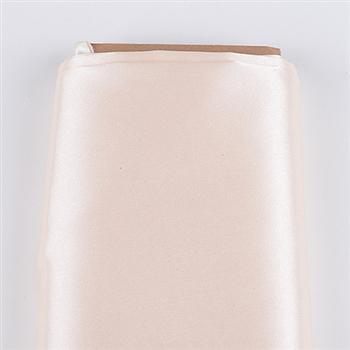 Ivory Satin Fabric