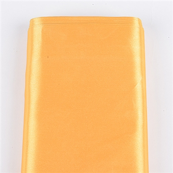 Light Gold Satin Fabric