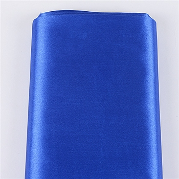 Royal Blue Satin Fabric