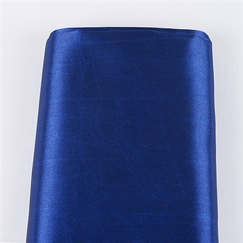 Navy Blue Satin Fabric