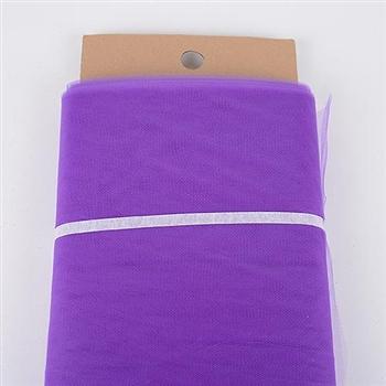 Purple 54 Inch Tulle Bolt