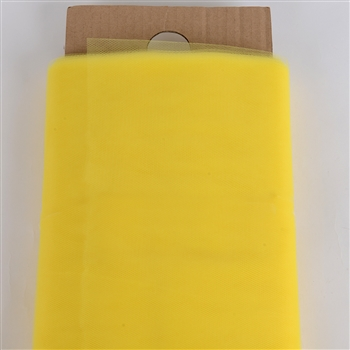 Yellow 54 Inch Nylon Tulle Bolt