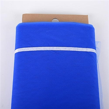 Royal Blue 54 Inch Tulle Bolt