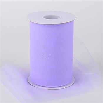 Lilac Lavender 6 Inch Tulle Roll 100 Yards