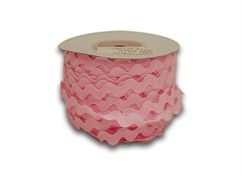 Light Pink Ric Rac Trim