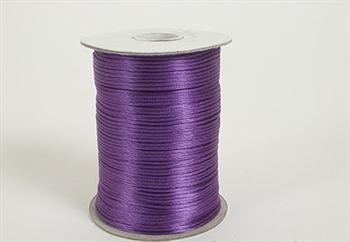 Rat Tail Satin Cord Purple Haze