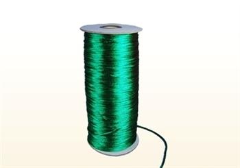 Rat Tail Satin Cord Emerald