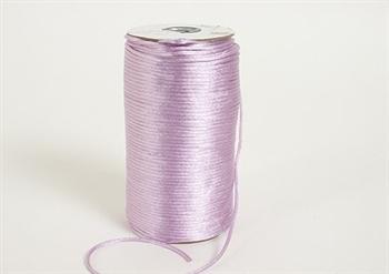 Rat Tail Satin Cord Lavender