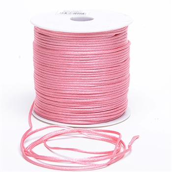 Colonial Rose 3 mm Rattail Satin Cord 100 Yards