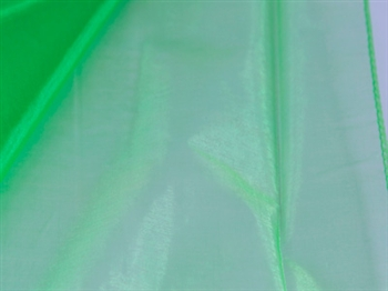 Apple Green Wedding Organza Fabric Decor 28x6 Yards