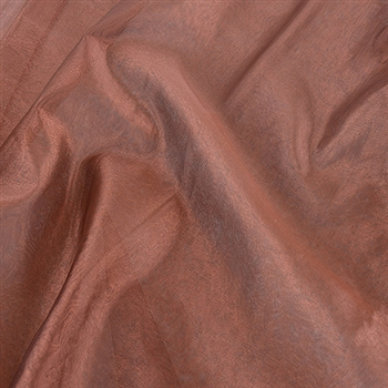 Copper Black Two Tone Organza Overlays 28x3 Yards
