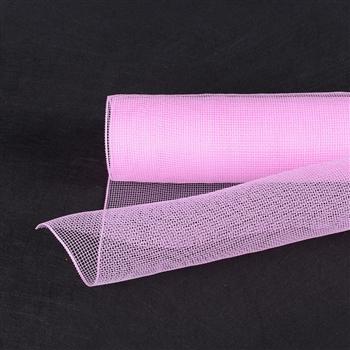 Pink Floral Mesh Wrap